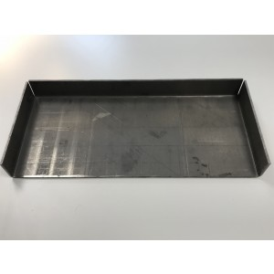 Baffle plate VED