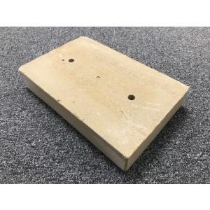 065. Vakuumform uten hull 286x186x50