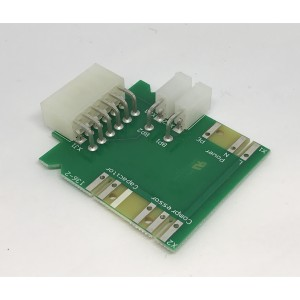 038. Tilkoblingskort F470, Kompressorboks