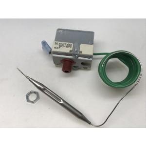 Beskyttelse mot overoppheting av termostat Reservd