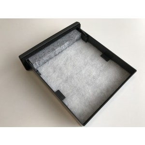 119. Filterholder komplett