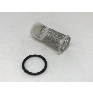 005D. Filterkurv for filterkule DN20