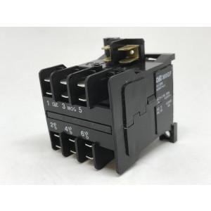Kontaktor, elektrisk effekt