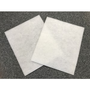 2-pakningsfilter for Nibe Fighter 205P 335x280 mm
