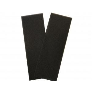 2-pakks IVT / Bosch filter 165x480x13 IVT 490/495/590/595/695 / Vent 202, 302 mfl