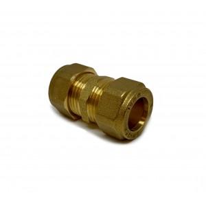 Klemringskobling rett 15 mm 4-pakning
