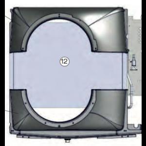 Fordamper EcoAir 408