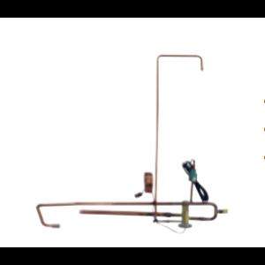 Ekspansjonsventil med rørsett ZH15 Eh / ep