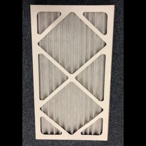 Filter G4 Plissert panel Combi 185 (luftfilter)