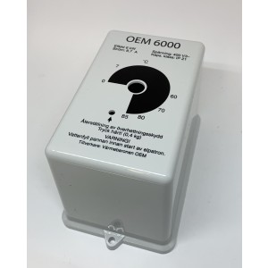 Trykt omslag OEM6000