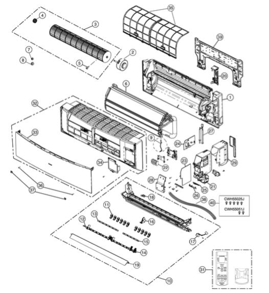 Panasonic CS-CE12LKE JS Energi