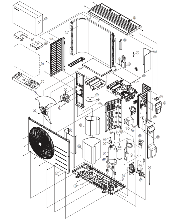 Panasonic CU-CE9PKE JS Energi
