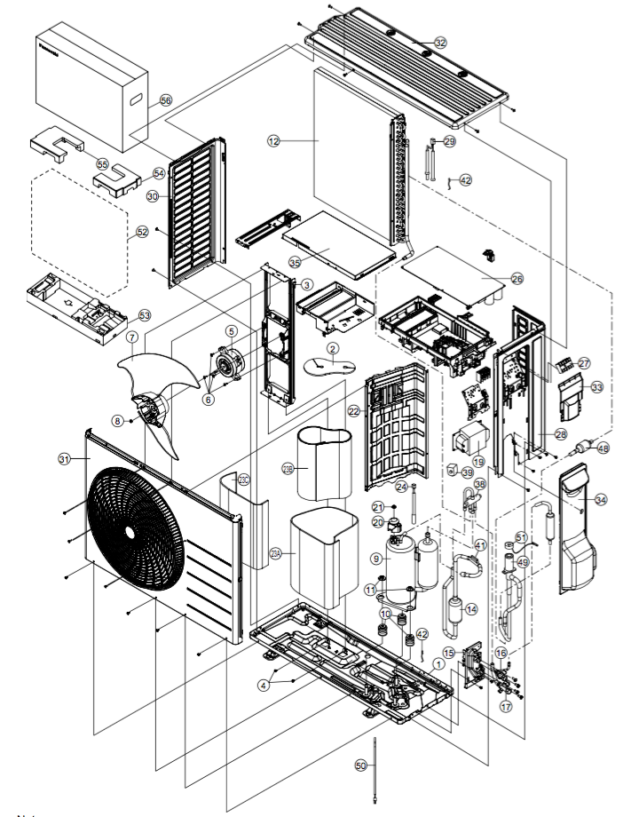 Panasonic CU-HE12PKE JS Energi