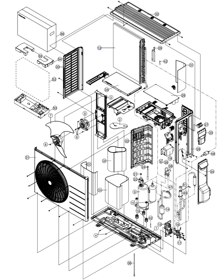 Panasonic CU-NE12PKE JS Energi