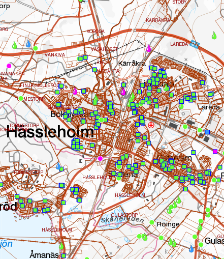 Värmepump Hässleholm