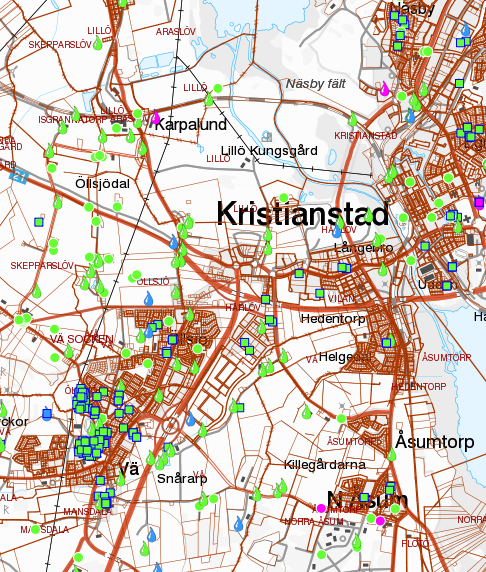 Bergvärme Kristianstad