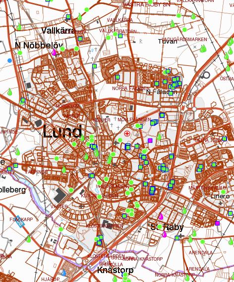 Bergvärme Lund
