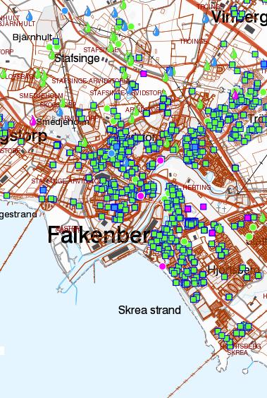 Bergvärme Falkenberg